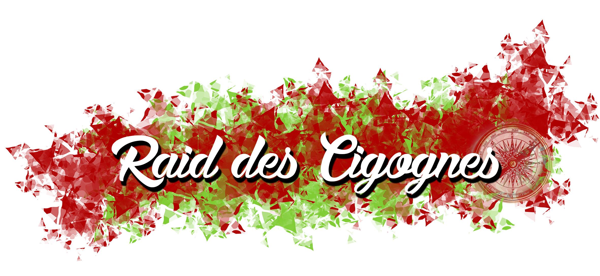 RAID DES CIGOGNES LOGO